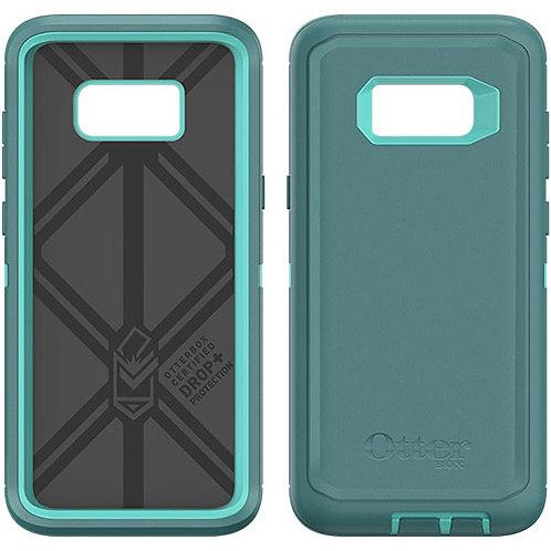 OtterBox Defender Case for Samsung Galaxy S8 Plus - Aqua Mint Way