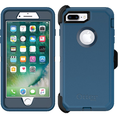 OtterBox Defender Case for Apple iPhone 8 Plus / 7 Plus - Bespoke Way