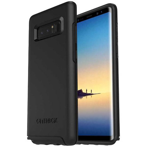 Samsung Galaxy Note 8 OtterBox Symmetry Case - Black