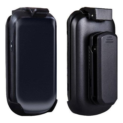 LG Revere 3 Rome Tech OEM Belt Clip Holster Case - Black