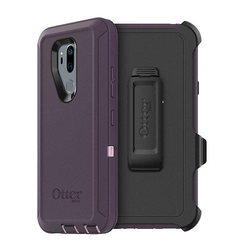 OtterBox Defender Case for LG G7 ThinQ - Purple Nebula