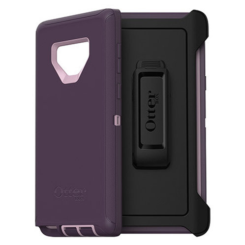 OtterBox Defender Case for Samsung Galaxy Note 9 - Purple Nebula