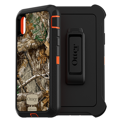 OtterBox Defender Case for Apple iPhone XR - Realtree Edge