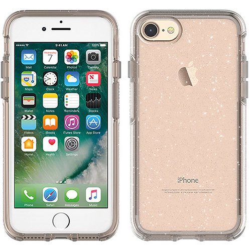OtterBox Symmetry Clear Case for Apple iPhone 8 / 7 - Stardust