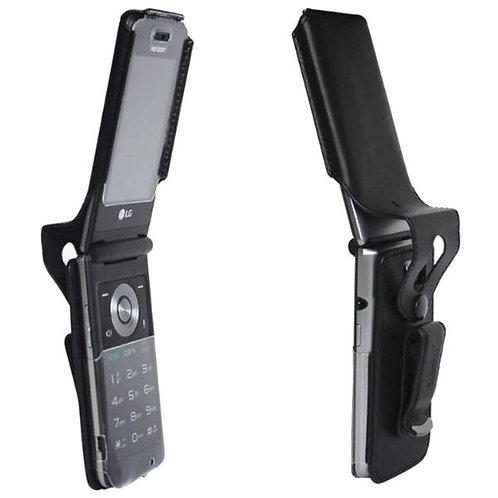 LG Exalt LTE Verizon OEM Fitted Case Cover- Black