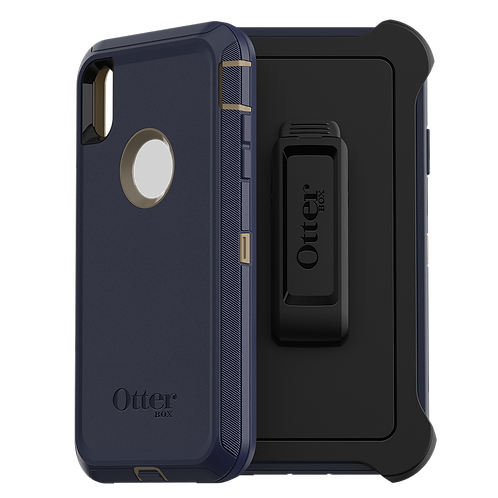 OtterBox Defender Case for Apple iPhone Xs Max - Dark Lake