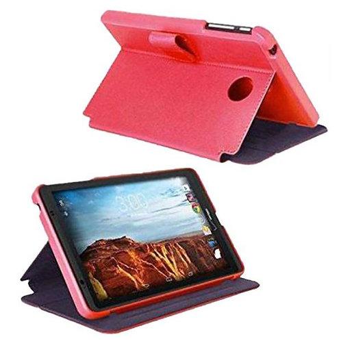 Verizon Ellipsis 8 Rome Tech OEM Folio Case w/Clip - Red