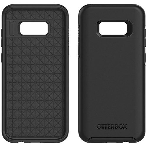OtterBox Symmetry Case for Samsung Galaxy S8 Plus - Black