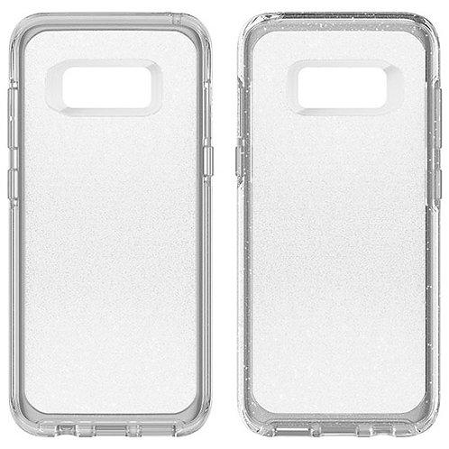 OtterBox Symmetry Clear Case for Samsung Galaxy S8 - Stardust