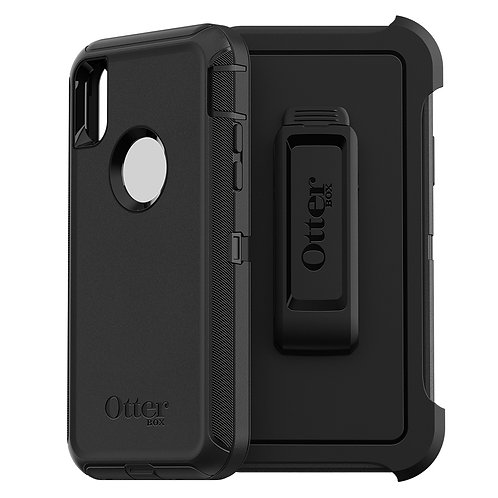 OtterBox Defender Case for Apple iPhone Xs / X - Black