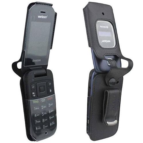 Kyocera Cadence LTE Verizon OEM Fitted Case Cover - Black