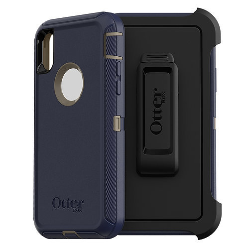 OtterBox Defender Case for Apple iPhone Xs / X - Dark Lake