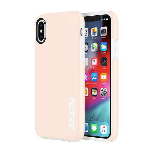 Incipio DualPro Case for Apple iPhone Xs / X - Rose Blush