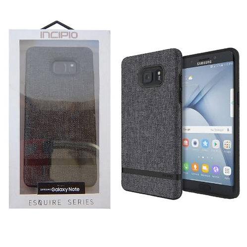 Incipio Carnaby Esquire Case for Samsung Galaxy Note 7 / FE 2017 (Fan Edition)