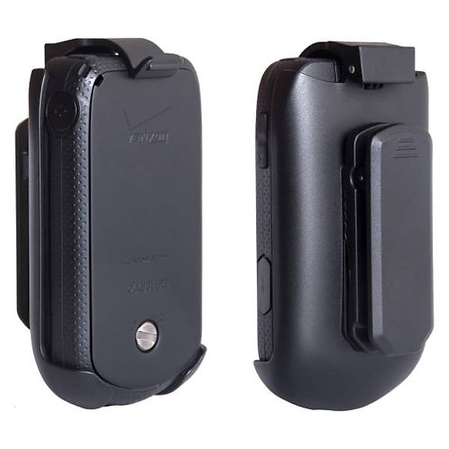 Kyocera DuraXV Rome Tech OEM Belt Clip Holster Case Cover - Black