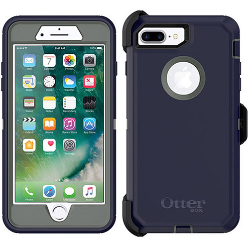 OtterBox Defender Case for Apple iPhone 8 Plus / 7 Plus - Stormy Peaks