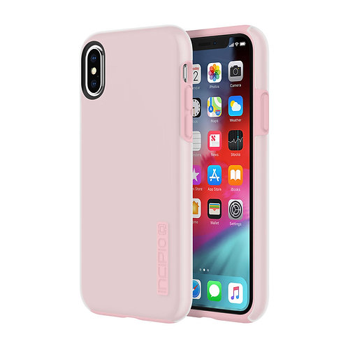Incipio DualPro Case for Apple iPhone Xs Max - Raspberry Ice