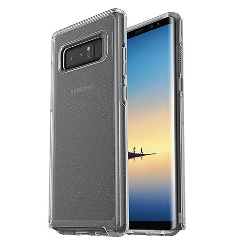 OtterBox Symmetry Clear Case for Samsung Galaxy Note 8 - Stardust