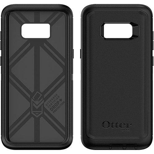 OtterBox Defender Case for Samsung Galaxy S8 Plus - Black