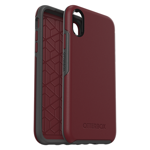 OtterBox Symmetry Case for Apple iPhone XR - Fine Port