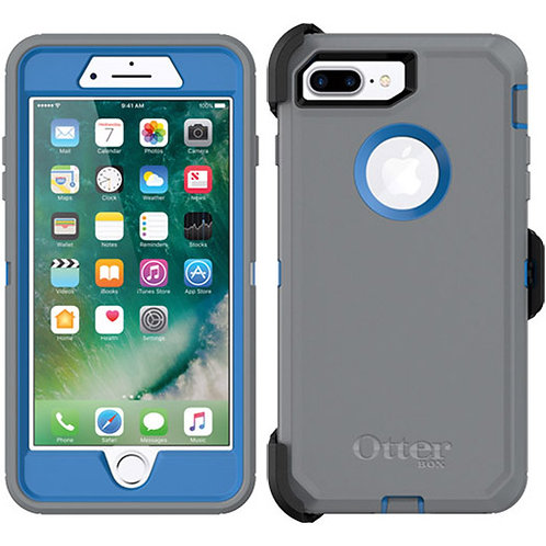 OtterBox Defender Case for Apple iPhone 8 Plus / 7 Plus - Marathoner
