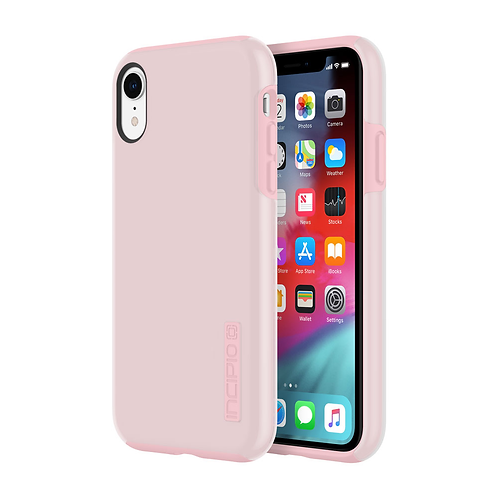 Incipio DualPro Case for Apple iPhone XR - Rose Blush