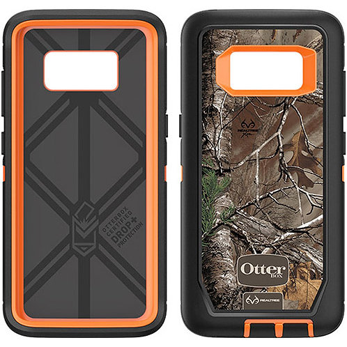 OtterBox Defender Case for Samsung Galaxy S8 - Realtree Xtra