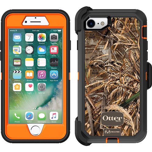 OtterBox Defender Case for Apple iPhone 8 / 7 - Realtree Max 5