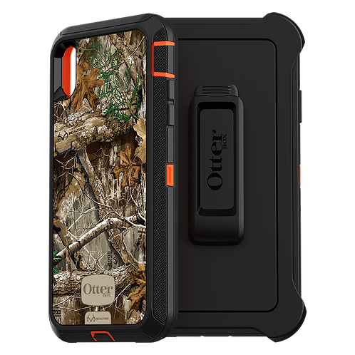 Otterbox - Defender Case for Apple iPhone Xs Max - Realtree Edge