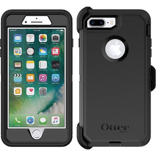 OtterBox Defender Case for Apple iPhone 8 Plus / 7 Plus - Black