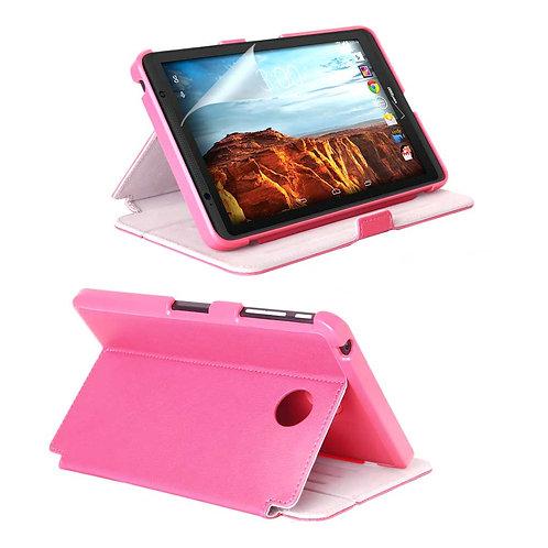 Verizon Ellipsis 8 Rome Tech OEM Folio Case w/Stand - Pink