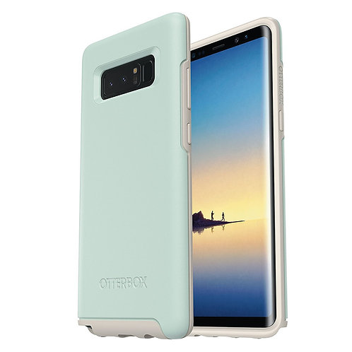 OtterBox Symmetry Case for Samsung Galaxy Note 8 - Muted Waters