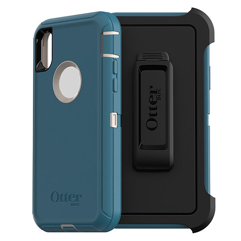 OtterBox Defender Case for Apple iPhone Xs / X - Big Sur