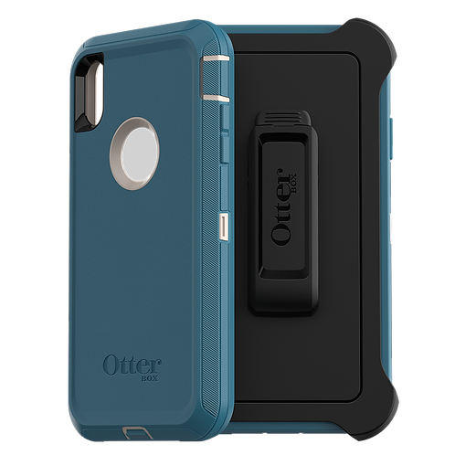 Otterbox - Defender Case for Apple iPhone Xs Max - Big Sur