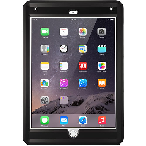OtterBox Defender Case for Apple iPad Air 2 - Black