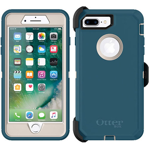 OtterBox Defender Case for Apple iPhone 8 Plus / 7 Plus - Big Sur