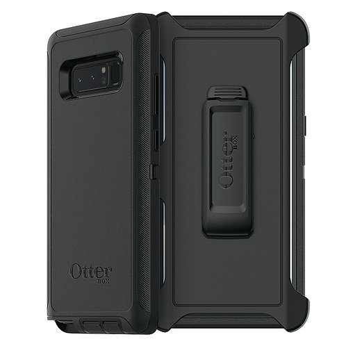 OtterBox Defender Case for Samsung Galaxy Note 8 - Black