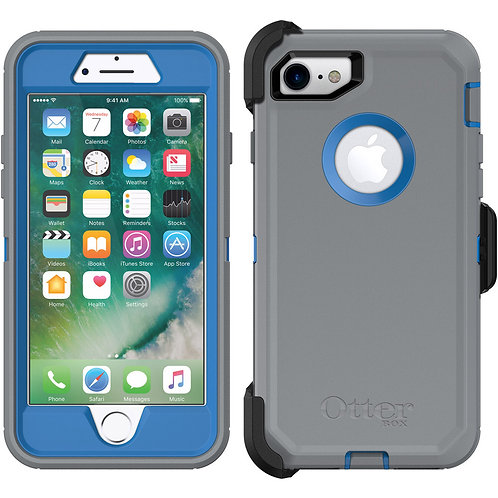 OtterBox Defender Case for Apple iPhone 8 / 7 - Marathoner