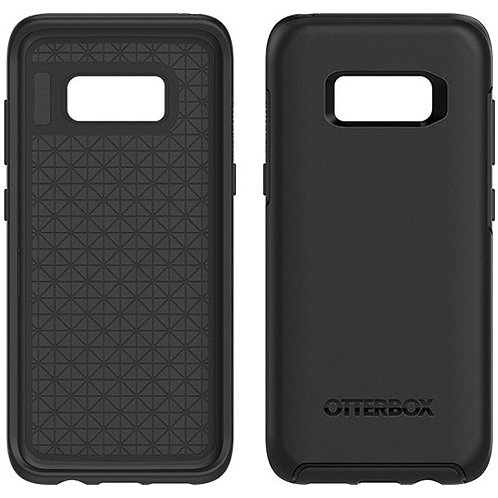 OtterBox Symmetry Case for Samsung Galaxy S8 - Black