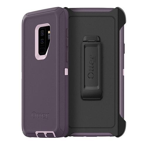 OtterBox Defender Case for Samsung Galaxy S9 Plus - Purple Nebula
