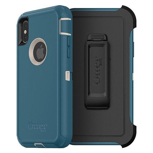 OtterBox Defender Case for Apple iPhone X - Big Sur