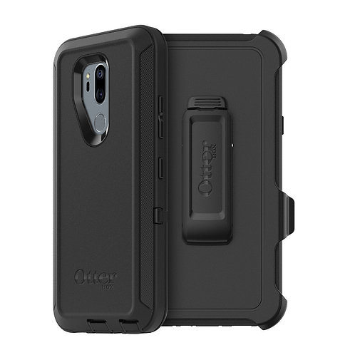 OtterBox Defender Case for LG G7 ThinQ - Black