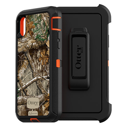 OtterBox Defender Case for Apple iPhone Xs / X - Realtree Edge