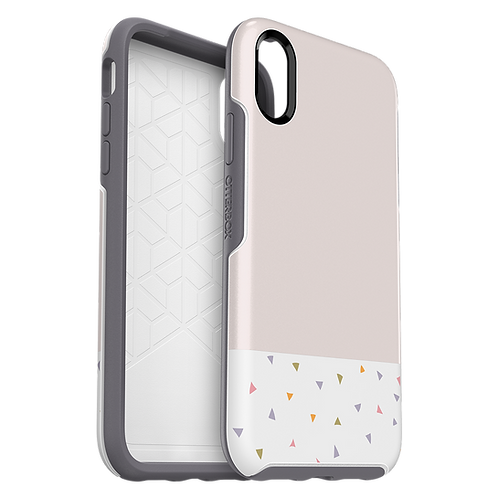 OtterBox Symmetry Case for Apple iPhone XR - Party Dip
