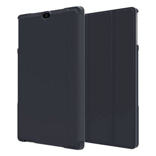 Verizon Ellipsis 8 HD Rome Tech OEM Folio Case - Dark Blue
