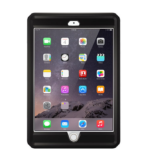 OtterBox Defender Case for Apple iPad Mini 3 / Mini 2 / Mini - Black