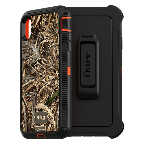 Otterbox - Defender Case for Apple iPhone Xs Max - Realtree Max 5 HD