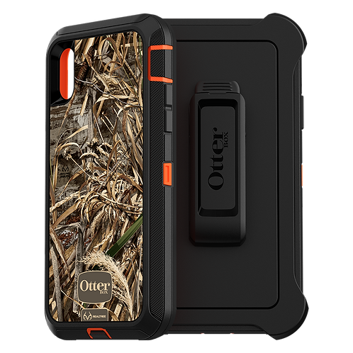 OtterBox Defender Case for Apple iPhone XR - Realtree Max 5 HD