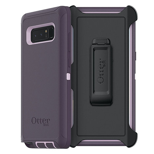 OtterBox Defender Case for Samsung Galaxy Note 8 - Purple Nebula