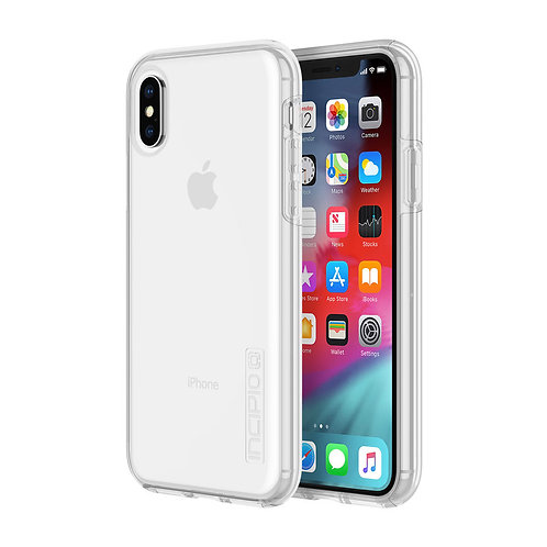 Incipio DualPro Case for Apple iPhone Xs / X - Clear